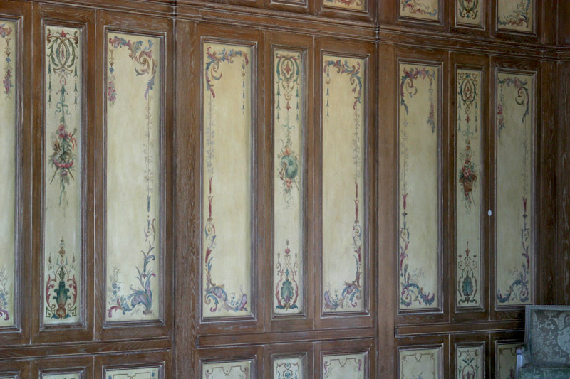 French Chinoserie Design Panels